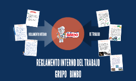 Copy of Reglamento interno de trabajo de BIMBO