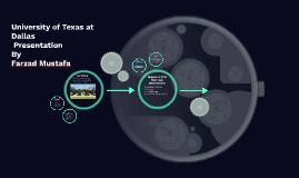 University of Texas Presentation