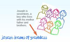 Joseph dreams of greatness
