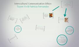 Intercultural Communication Ethics