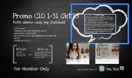 Copy of Promo C10 oriflame