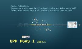 Aula 1 PGAS 1 2014_1