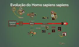 Evolução do Homo sapiens sapiens