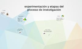 Copy of La estadística y su relación con el método científico y con