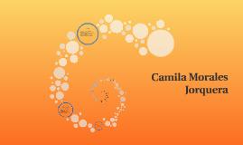 Camila Morales Jorquera