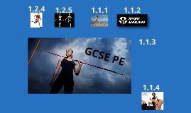 Copy of GCSE PE