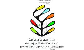 Székelyföldi Értékgyűjtő Mozgalom 2015