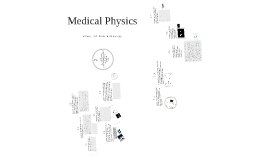 Medical Physics: X-Rays, CAT Scans & Endoscopy