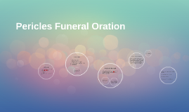 an evaluation of the funeral oration of pericles Pericles' funeral oration:  the second question identify specific examples of how program planning and evaluation interrelate in your chosen scenario in appendix b in my opinion program planning and evaluation interrelate because there is a need for the program and there are large numbers of domestic violence victim in need of help as.