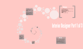 Interior Designer Part 1 of 3