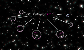 Webinar om optagelse 2013