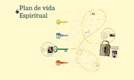 Plan de vida Espiritual