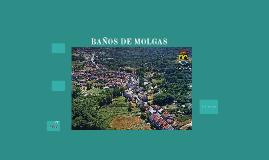 BAÑOS DE MOLGAS