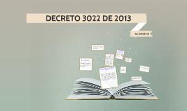 Copy of Copy of Copy of DECRETO 3022
