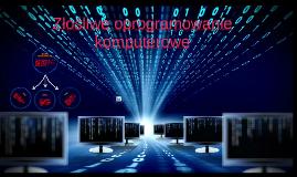 Złośliwe oprogramowanie  komputerowe