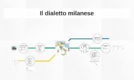 Il dialetto milanese