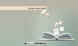 Open Boek les 2
