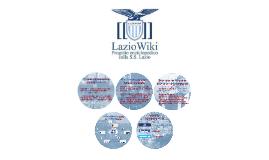 Presentazione Lazio Wiki