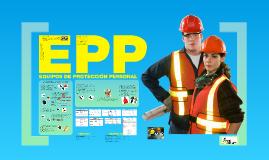 Copy of Copy of EPP - equipos de Protección Personal