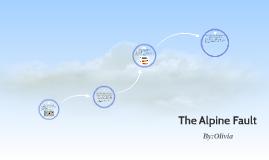 The Alpine Fault