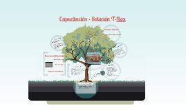 Capacitación para Instructores T-Box.