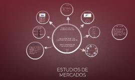 """ESTUDIO DE MERCADOS""""MUNDO DEL CAFÉ DE SOJA"""""""