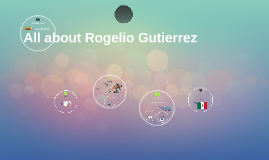 All about roger gutieres