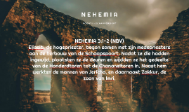 Nehemia 3 Gate 1