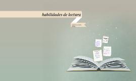 Copy of habilidades de lectura