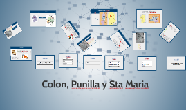 Colon Punilla y Sta Maria
