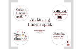 Filmens språk