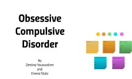 Copy of Obsessive