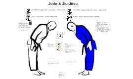 Judo & Jujutsu