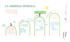 Copy of Gerencia Integral
