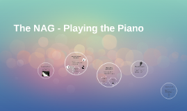 Playing the Piano - A NAG Presentation