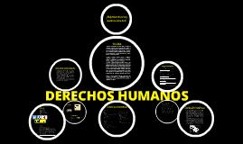 Problemática Mundial - DERECHOS HUMANOS.