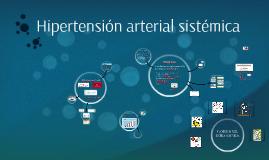 Copy of Hipertension arterial