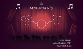 SINFONIA N*5