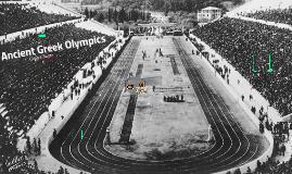Copy of Ancient Greek Olympics