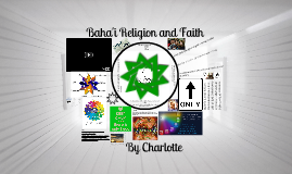 Baha'i Religion Project