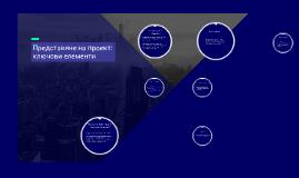 Представяне на проект: ключови елементи