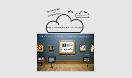 Copy of Look at That: Can Technology Deepen the Art Viewing Experience