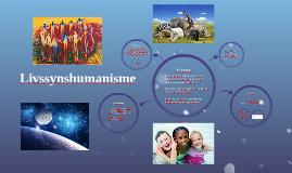 Livssynshumanisme