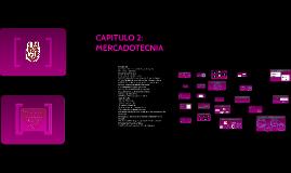 CAPITULO 2: MERCADOTECNIA