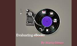 Evaluating eBooks