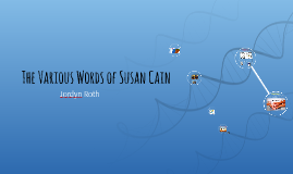 The Various Words of Susan Cain
