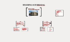 Copy of REGERING OCH RIKSDAG