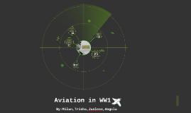 Aviation in WW1