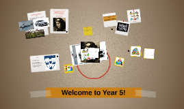 Welcome to Year 5!