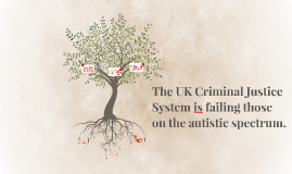 The UK Criminal Justice System is failing those on the autis